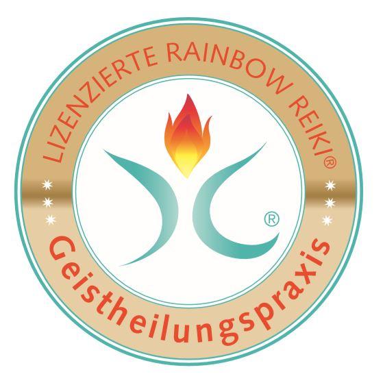 Lizensierte Rainbow Reiki Geistheilungspraxis